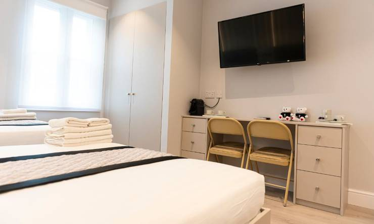 Triple nox hotels | west hampstead london