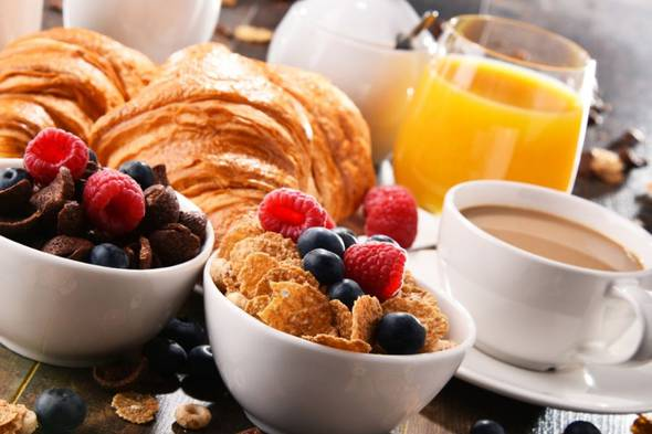 Continental breakfast nox hotels | bayswater london