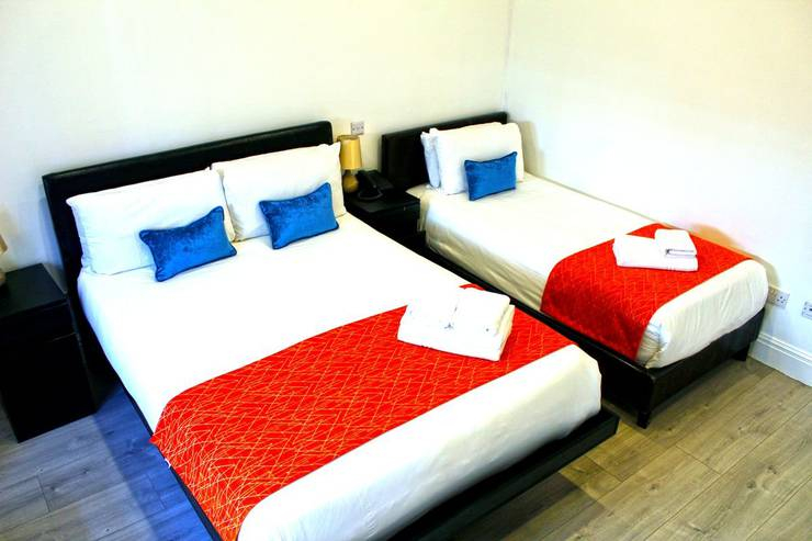 Triple room nox hotels | paddington london