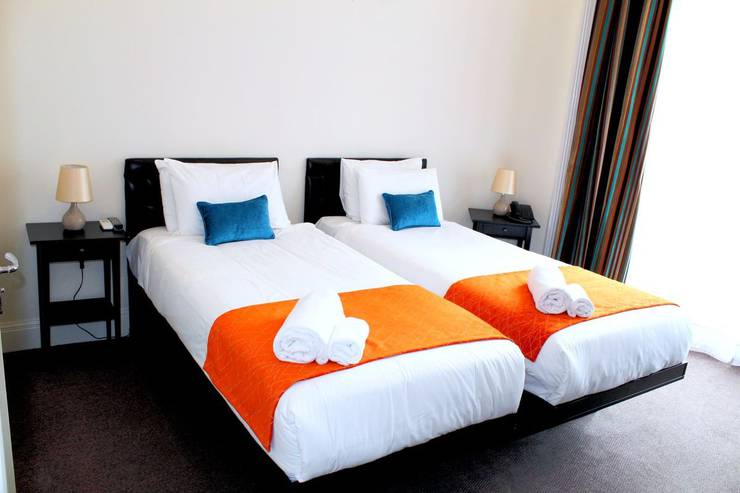 Twin room nox hotels | paddington london