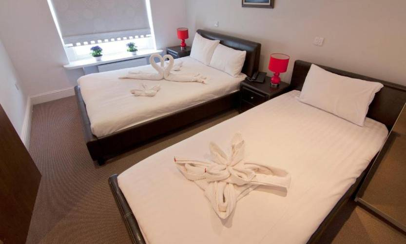 Twin nox hotels | bayswater london