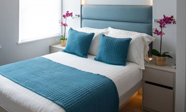 Double (single use) nox hotels | west hampstead london