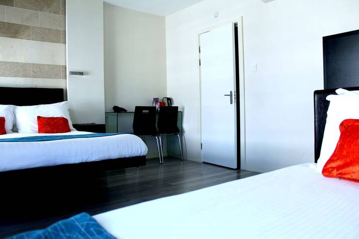 Family room nox hotels | paddington london