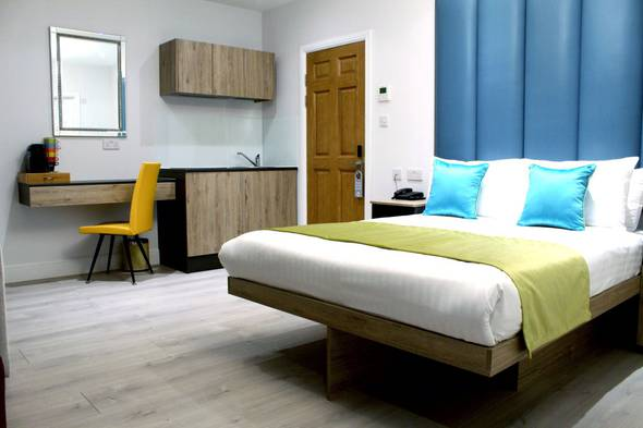 Fully equipped kitchenette nox hotels | lancaster gate london