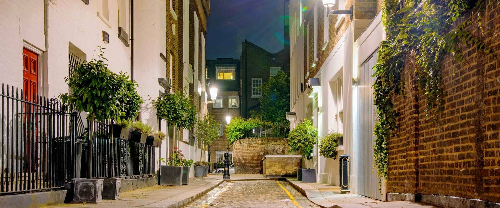 Map nox hotels | west end lane ii london