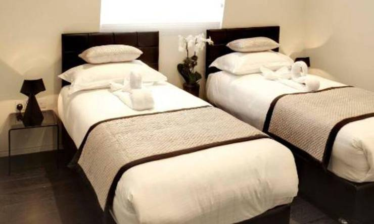 Family deluxe nox hotels | belsize park london